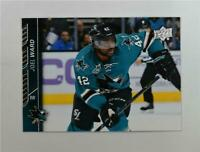 2015-16 Upper Deck #407 Joel Ward - NM-MT