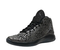 Nike Air Jordan Mens Sneakers Ultra Fly Basketball Casual  Black Grey 834268 010