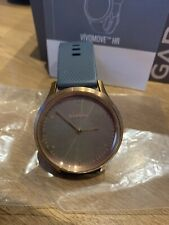 Garmin Vivomove HR Rose Gold Watch Activity Tracker