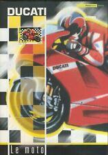 """2008 italia repubblica folder """"Le moto"""" dedicato alla Ducati"""