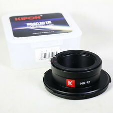 Kipon Nikon F mount AI-S lens to Sony FZ mount PMW-F3 F5 F55 Camcorder Adapter