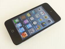 Apple iPod touch 4. Generation Schwarz (8GB) A1367 gebraucht Sprung #10B
