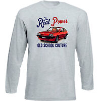 T-Shirt Hoody Sweatshirt OPEL MANTA A German Classics cult GT//E Oldschool