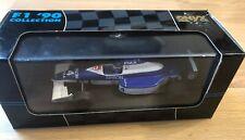 Vintage Onyx Formula 1 Ferrari F90 Jean Alesi  1:43 Scale Model New