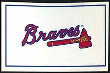 Bravos #139 Panini Major League Baseball 1995 Etiqueta (C348)