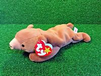 MWMT 1993 Cubbie The Bear RETIRED Original 9 TY Beanie Baby 4th & 5th Gen Tags