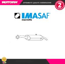 268407 Silenziatore terminale di scarico Fiat Croma (IMASAF)