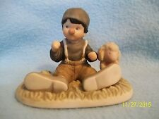 "Alaska Momma ""I Promise You Laughter & Smiles"" Figurine 1999 ~ So Cute! LQQK >>"