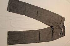 TH0147 LEE Herren Jeans Hose Grau-Schwarz W 34 L 34