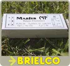 BALASTRO ELECTRONICO 12V 36W 3A PARA TUBOS FLUORESCENTES T8MM 120CM SOLAR BD6279