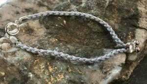 Welsh Clogau Gold Silver & Rose Gold Cariad Friendship Bracelet £40 OFF!