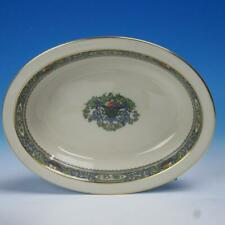 Lenox China Autumn - Oval Serving Bowl - 9¾ by 7¼ inches