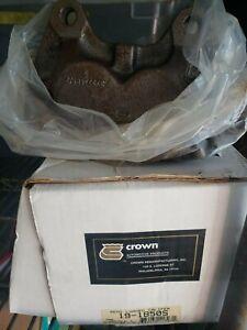 Crown Disk Break Caliper for Mercedes Benz 19-1850S , 077-2221S , 000 420 84 83
