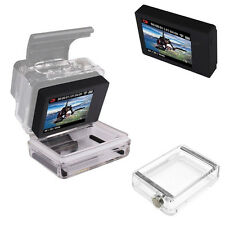LCD BacPac External Display Viewer+Rear Screen Case for GoPro Hero 3 White/3+/4