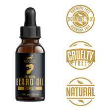 Premium Beard Oil for Men | Improve Growth and Health with Jojoba Oil, Argan Oil