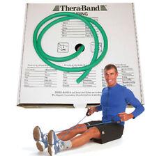 ORIGINALE TheraBand Sport Fitness terra nastro ginnastica physioband 2,5 metri Nuovo