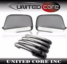 07-11 Ford Edge Chrome Mirror Cover Chrome 4 Door Handle Cover