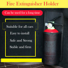 HOLDER ONLY - EASY INSTALL CAR UNIVERSAL CAR HOLDER FOR FIRE EXTINGUISHER