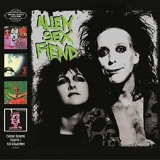 Alien Sex Fiend - Classic Albums Volume II (NEW 4CD)