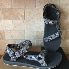 18522f23e TEVA ORIGINAL UNIVERSAL MOXIE GREY GRAY SPORT SANDALS SIZE US 13 MENS