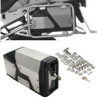 Mini Side Tool Box Motorcycle First Aid Case Lock Kit for BMW R1200GS ADV LC USA