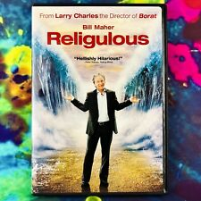 Larry Charles' Religious with Bill Maher Widescreen DVD Video