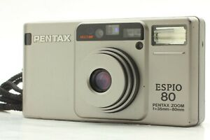 *Exc+5* Pentax Espio 80 ZOOM Point & Shoot 35mm Film Camera From Japan