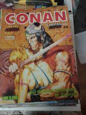 CONAN SPADA SELVAGGIA n°  48  - ED. COMIC ART - SAVAGE SWORD