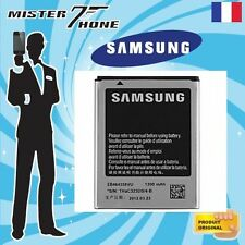 BATTERIE ORIGINE SAMSUNG EB464358VU GALAXY MINI 2 GT- S6500 ORIGINAL BATTERY