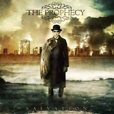 The Prophecy - Salvation CD 2013 digi melodic doom Code666