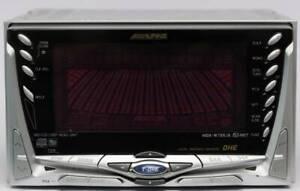 ALPINE MDA-W759JS DSP/EQ/MD/CD Ai-NET with remote controller