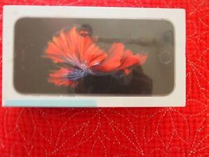 Apple iPhone 6s - 32GB - Space Gray (Verizon) A1633 (CDMA + GSM) prepaid sealed