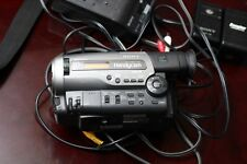Sony Handycam CCD-TR96 8mm Analog Camcorder