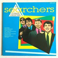 THE SEARCHERS The Ultimate Collection 1990 2 x Vinyl Compilation LP CTVLP 003