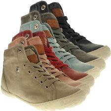 Zapatillas deportivas de mujer multicolor