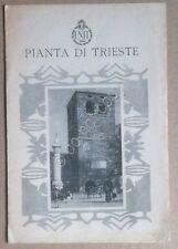 ENIT - Agenzia nazionale italiana del turismo - Pianta di Trieste - De Agostini
