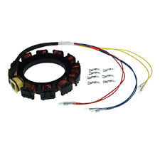 Stator, 9amp 1 Piece Flywheel Mercury 70-115hp motors w Switch Box Force 40-120