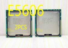 2PCS Intel Xeon E5606 2.13GHz Quad-Core Processor