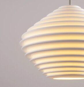 BTC Fin Horizontal Pendant Light (dining room/ sitting room)