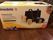 NEW SEALED Medela Freestyle Double Electric Breast Pump Deluxe Set 67060