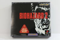 Bio Hazard 2 Resident Evil W/ Spine PS1 PS 1 PlayStation Japan Import P1180