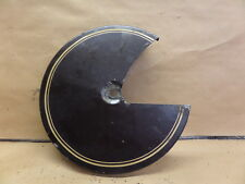 1982 HONDA GOLDWING 1100 ASPENCADE RIGHT SIDE BRAKE ROTOR COVER GUARD