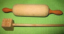 Original gefertigt 1945-1970 Antike Puppen & -Zubehör für Puppenküche