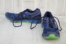 Asics Gel Nimbus 19 Lite Show Running Shoes-Men's size 12 Blue
