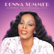 DONNA SUMMER - SUMMER: THE ORIGINAL HITS 2018 JAPANESE SHM-REMASTERED CD!