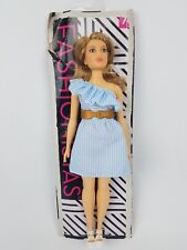 Barbie Fashionistas Doll Purely Pinstriped loose