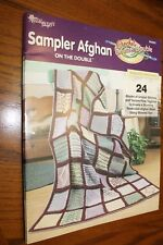 Needlecraft Shop Crochet 842251 Sampler Afghan on the Double