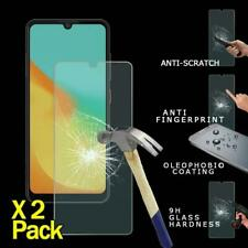 2 Pack Premium Tempered Glass Screen Protector For ZTE Blade A7