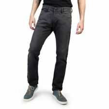 b5cc1fb2fca Grey Tapered Jeans for Men for sale | eBay