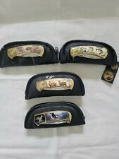Franklin Mint, Sportsman's Fish and Game Collectors Knives, Buck, Bear, Fish.